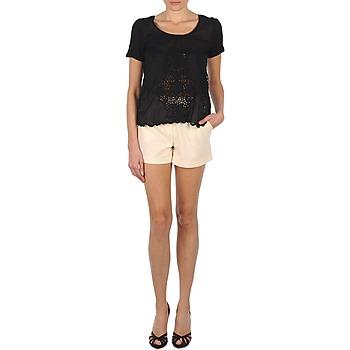 textil Mujer Shorts / Bermudas Stella Forest YSH003 Crudo