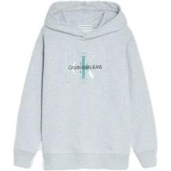 textil Niña Sudaderas Calvin Klein Jeans IG0IG00832PZ2 Gris