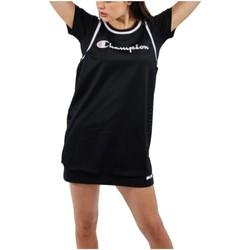 textil Mujer Vestidos Champion 112904 KK001 Negro
