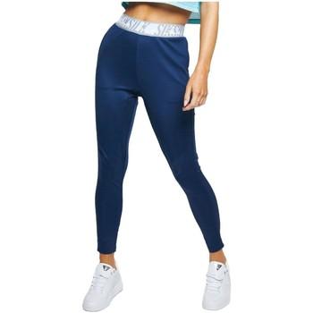 textil Mujer Pantalones Siksilk SSW-1968 Azul