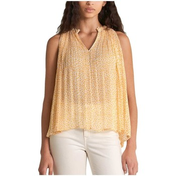 textil Mujer Tops / Blusas Salsa 124850 4107 amarillo