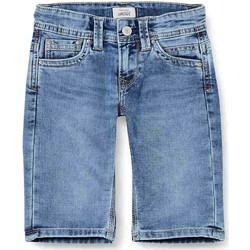 textil Niño Shorts / Bermudas Pepe jeans PB800522HJ6 Azul