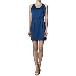 textil Mujer Vestidos cortos Salsa 111991 Azul