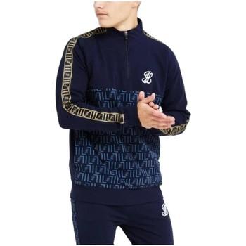 textil Niño Sudaderas Illusive London ILK-0659 Azul