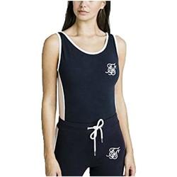 textil Mujer Tops / Blusas Siksilk SSW-1102 Azul