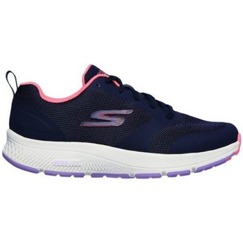 Zapatos Fitness / Training Skechers GO RUN CONSISTENT FEARSOME NAVY MUJER 128076NVMT AZUL NAVY