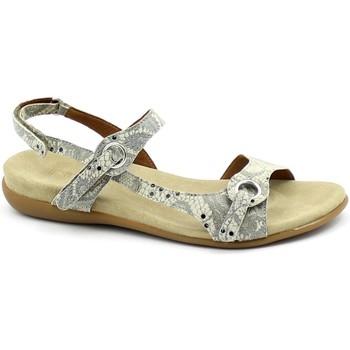 Zapatos Mujer Sandalias Benvado BEN-RRR-25038008-GR Grigio