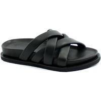 Zapatos Mujer Zuecos (Mules) Inuovo INU-E21-781002-BL Nero