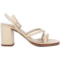 Zapatos Mujer Sandalias Bryan MARA Beige