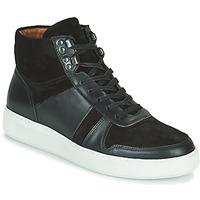 Zapatos Hombre Zapatillas altas Pellet ODIN Negro