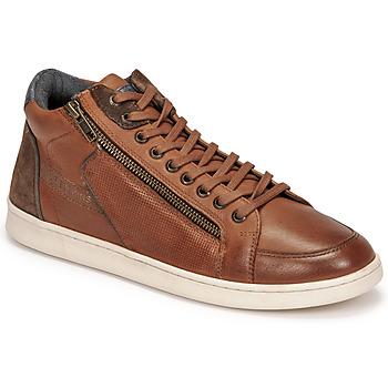 Zapatos Hombre Zapatillas altas Redskins DYNAMIC Cognac