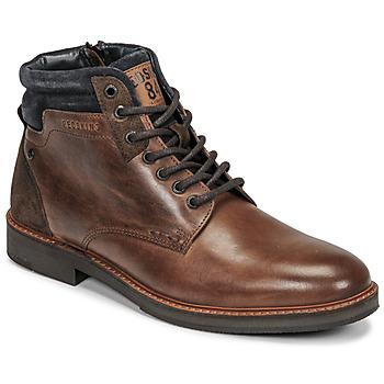 Zapatos Hombre Botas de caña baja Redskins JABOR Marrón