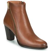 Zapatos Mujer Botines Fericelli POMIO Tan