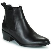 Zapatos Mujer Botas de caña baja Fericelli PAMINA Negro