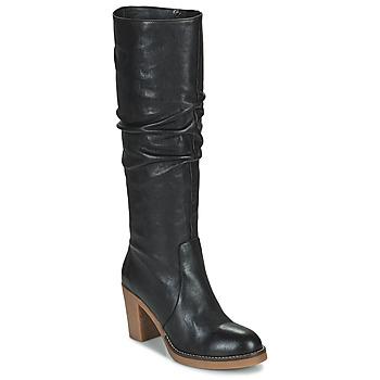 Zapatos Mujer Botas urbanas Fericelli PISTIL Negro