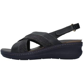 Zapatos Mujer Sandalias Melluso K95204 AZUL