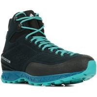 Zapatos Hombre Senderismo Dachstein Super Ferrata MC GTX Azul
