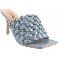 Zapatos Mujer Chanclas Bienve Ceremonia señora  1bs-1170 celeste Azul
