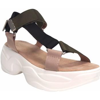 Zapatos Mujer Sandalias Bienve Sandalia señora  1s-1202 varios Verde