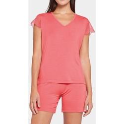 textil Mujer Pijama Impetus Pijama  Dentelle 8403J64 Red