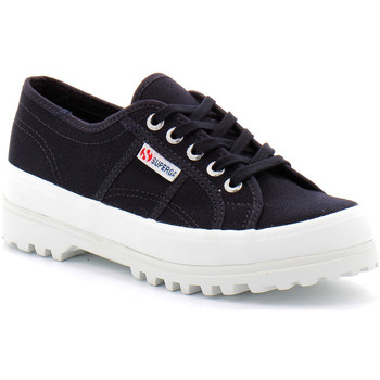 Zapatos Mujer Zapatillas bajas Superga  Bleu