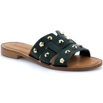 Zapatos Mujer Zuecos (Mules) Semerdjian  Vert