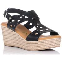 Zapatos Mujer Sandalias Zapp 4705 NEGRO