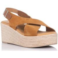 Zapatos Mujer Sandalias Zapp 4722 CAMEL