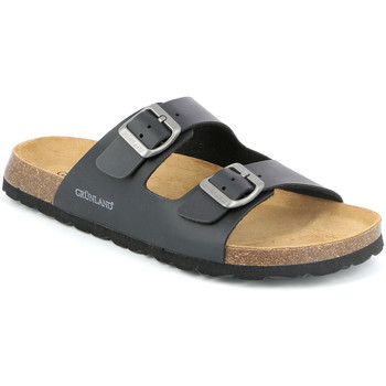 Zapatos Hombre Zuecos (Mules) Grunland CB3013 Negro