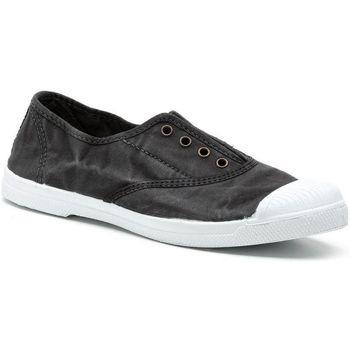 Zapatos Hombre Tenis Natural World 102E Negro