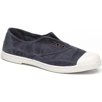 Zapatos Hombre Tenis Natural World 102E Azul
