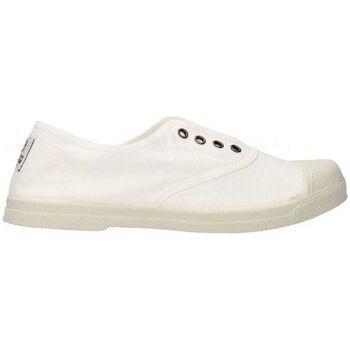 Zapatos Mujer Deportivas Moda Natural World 102E Blanco