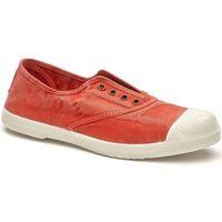 Zapatos Mujer Deportivas Moda Natural World 102E Rojo