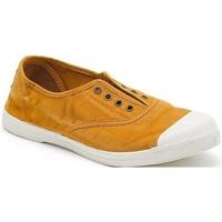 Zapatos Mujer Deportivas Moda Natural World 102E Amarillo