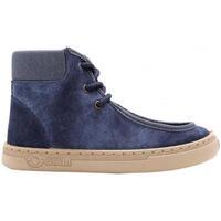 Zapatos Niños Deportivas Moda Natural World Nil 6954 Azul