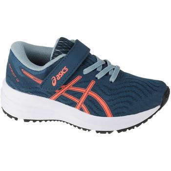 Zapatos Niños Running / trail Asics Patriot 12 PS Bleu
