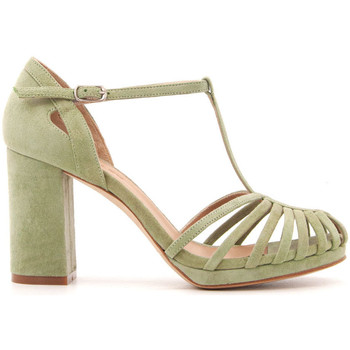 Zapatos Mujer Sandalias Audley ISABEL-ARMY VERDE
