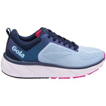 Zapatos Mujer Zapatillas bajas Gola Ultra Speed Road Azul, Celeste