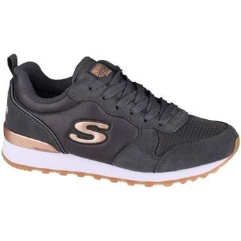 Zapatos Niña Zapatillas bajas Skechers OG 85 Goldn Girl Grafito