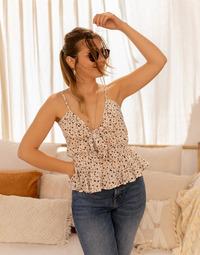 textil Mujer Tops / Blusas Céleste LAVANDIN Crudo