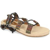 Zapatos Mujer Sandalias Ainy 8161 Negro