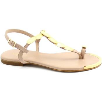 Zapatos Mujer Chanclas Mosaic MOS-E21-M1335-NU Rosa