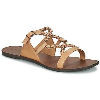 Zapatos Mujer Sandalias Jonak IVANA Beige