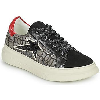 Zapatos Mujer Zapatillas bajas Betty London PORMINE Negro