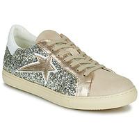 Zapatos Mujer Zapatillas bajas Betty London PAPIDOL Gris