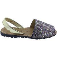 Zapatos Mujer Sandalias Huran Sandalias Menorquinas Multi Multicolor