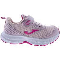Zapatos Niña Running / trail Joma Zapatillas  Elite JR 2113 Rosa Rosa