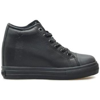 Zapatos Mujer Botas de caña baja Big Star EE274127 Negros