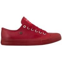 Zapatos Hombre Zapatillas bajas Big Star V174348 Rojos