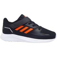 Zapatos Niños Running / trail adidas Originals Runfalcon 20 I Negros
